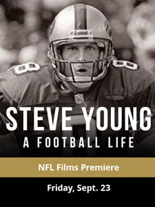 NFL Films Director Chris Barlow to Premiere Docudrama on Steve Young
